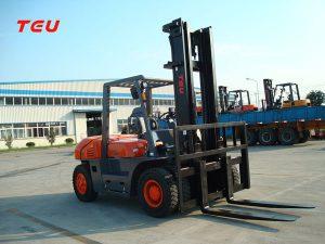Xe nâng 7 tấn TEU giá rẻ tại Hà Nội